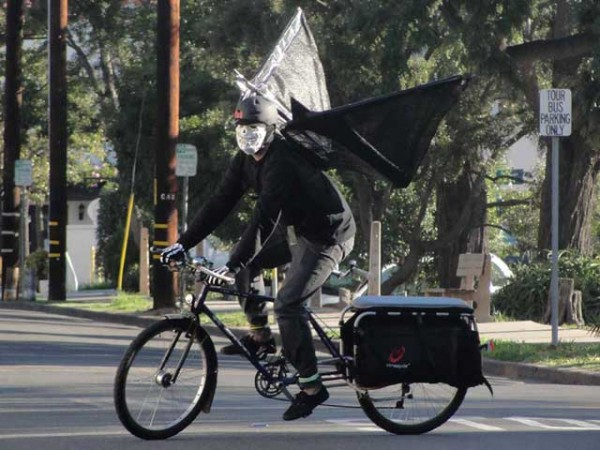 Halloween + Xtracycle = Fun!