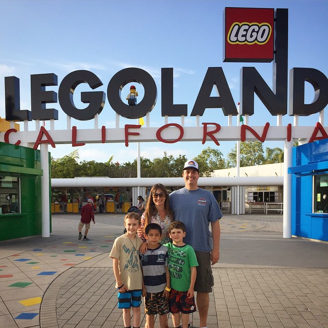 Another fun visit to Legoland. This place is just the best.