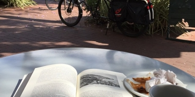 I <3 BBC: Books, Bikes & Coffee
