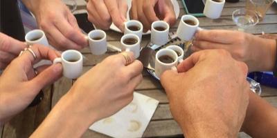 Tiny Coffee success! #tinytreats