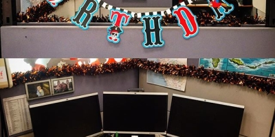 I don't mean to brag, but my coworkers at @directrelief are totally awesome.