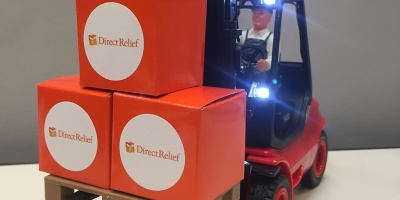 Sneak peek of coming attractions: Delivering a (miniature) world of good @directrelief
