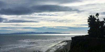 Between swells