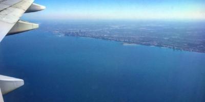 Hello Chicago! One step closer to #Zeldathon