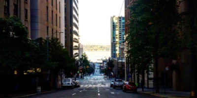 Seneca Street, Seattle