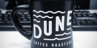 "The definition of ""insta-buy."" Loving the new @dunecoffee logo vibe so much. Much love @thefrenchpress"