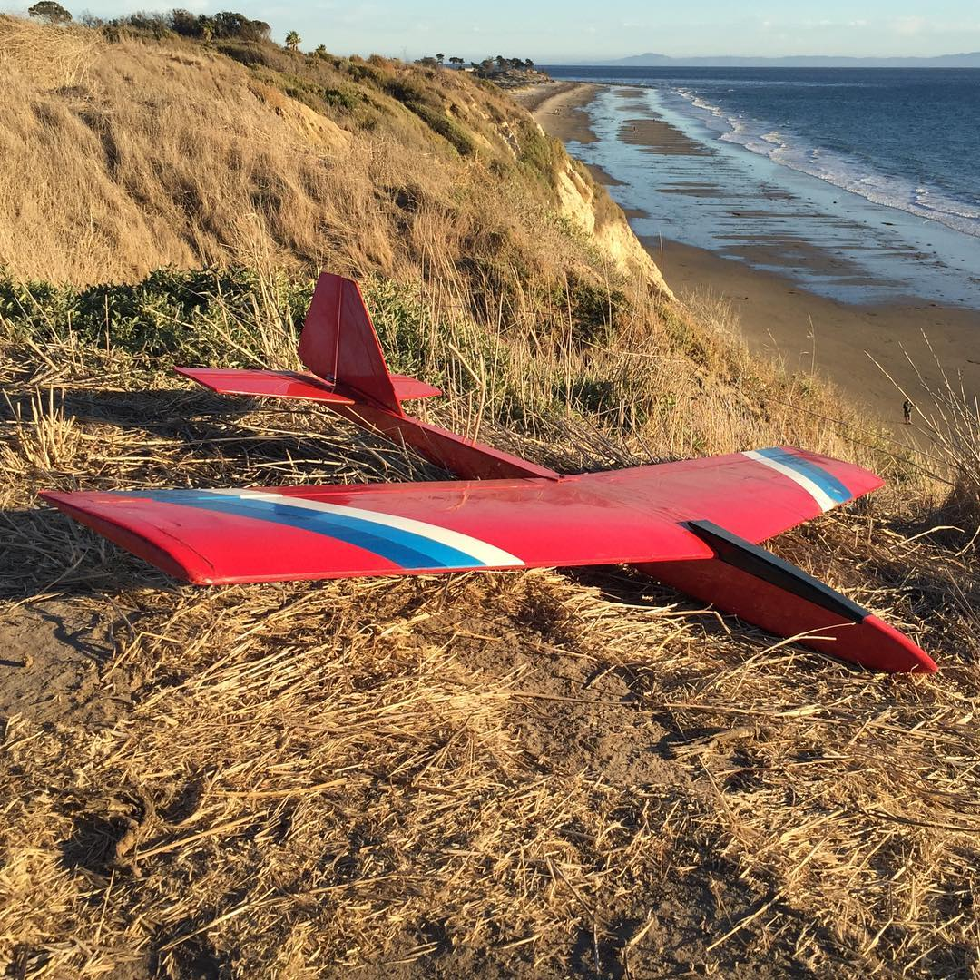 The black belt of slope soaring… Sig Ninja